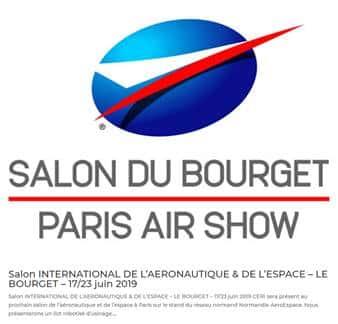 Salon 2019 International de l'Aéronautique et de l'Espace – PARIS Le Bourget